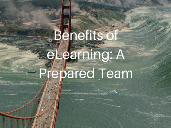 Benefits of eLearning: A Prepared Team