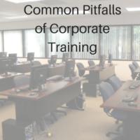 Common Pitfalls of Corporate Training
