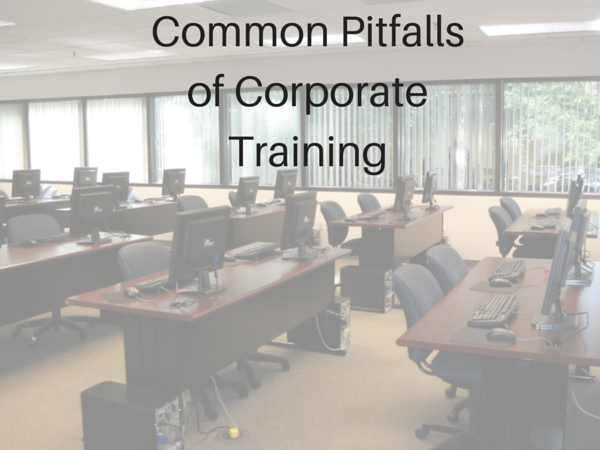 Common Pitfalls of Corporate Training