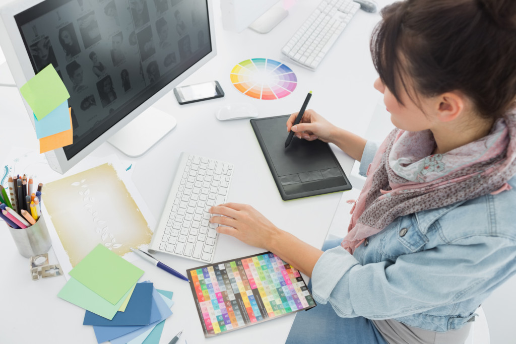 graphic design eLearning
