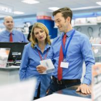 Retail Training with Mobile Learning