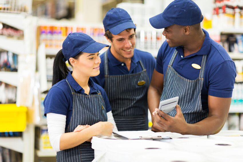 retail training