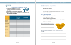 Sample Workbook Pages
