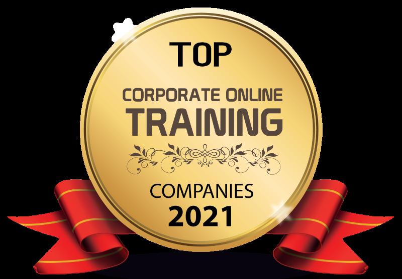 Top Corporate Trainer 2021 Badge